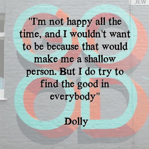 Monday Dose of Dolly