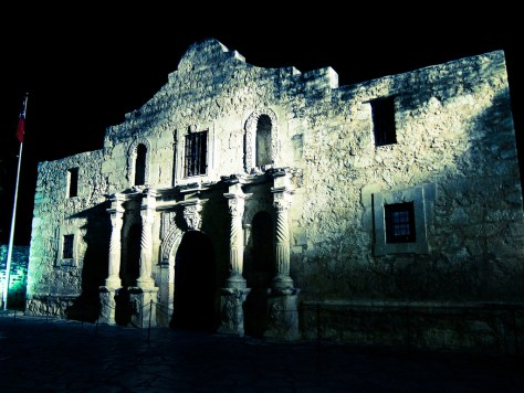Haunted San Antonio
