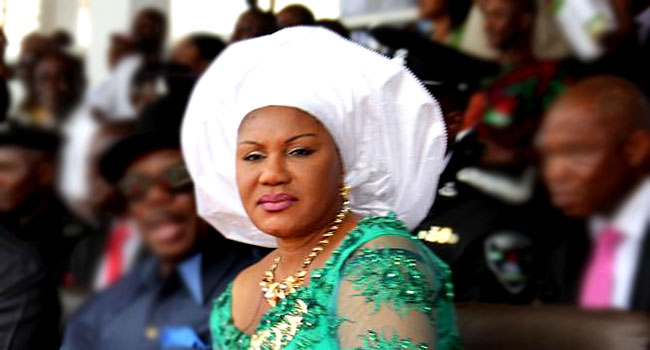 Ebelechukwu Obiano - Ebelechukwu, wife of  Anambra governor provides houses  for widows