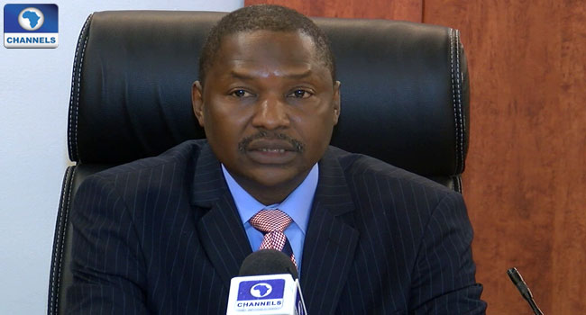 Abubakar Malami Ministerof Justice Attorney General - Anti Corruption: FG recovers N200bn in final forfeiture – Malami