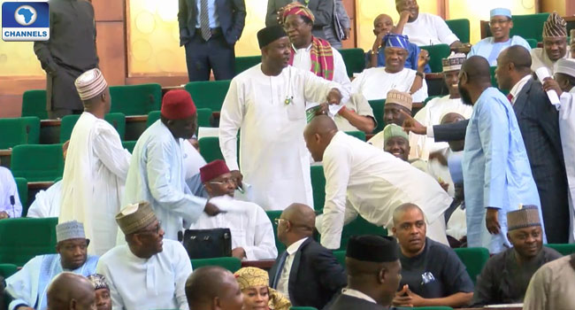 House of Representatives in Rowdy session - Reps C'ttee to investigate unclaimed dividends worth N126bn