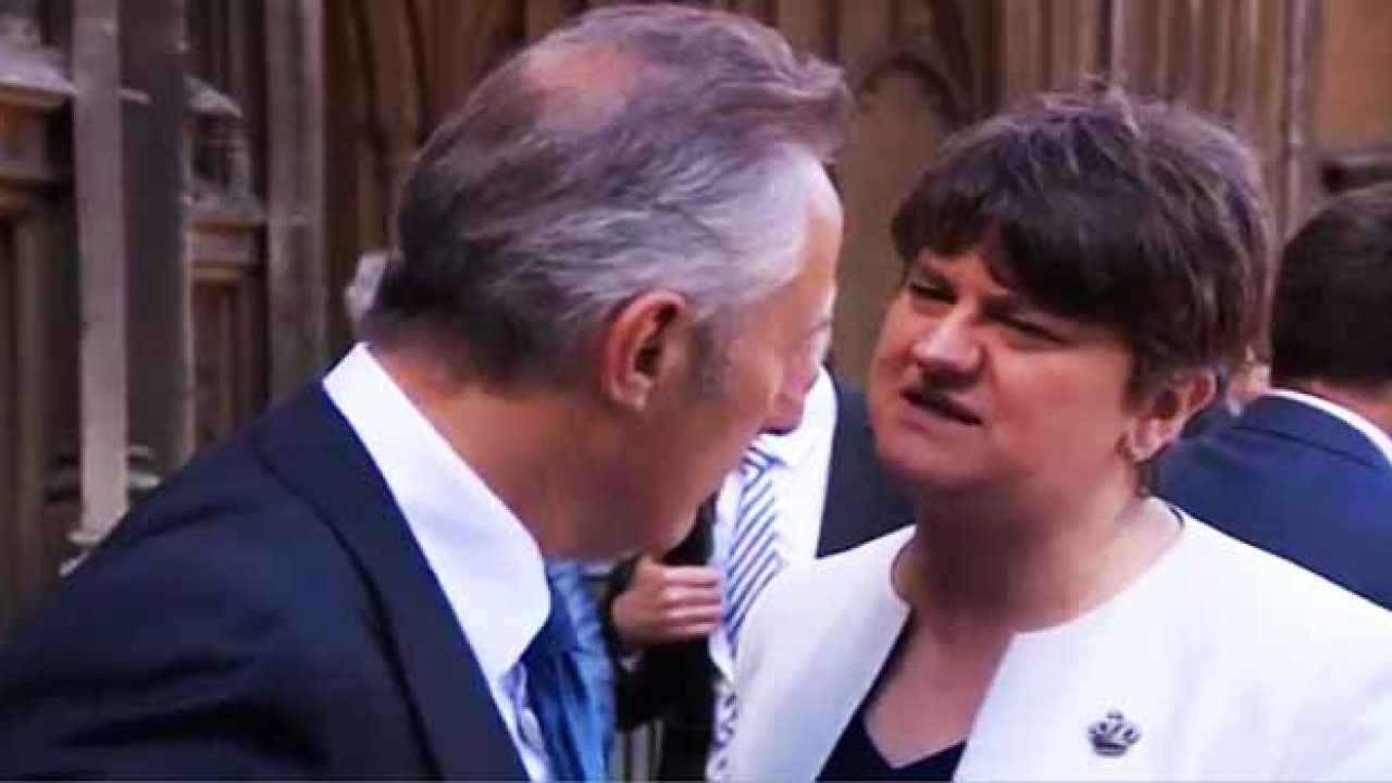 DUP 1280x720 - Key ally in British parliament 'could not support' Brexit deal