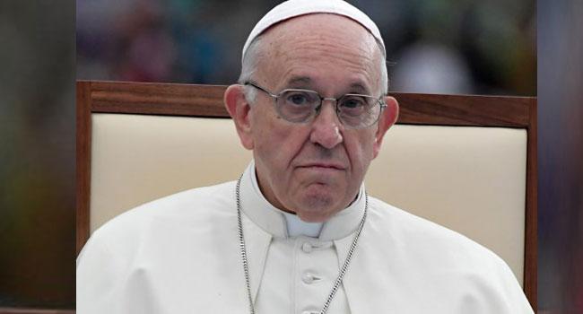 Pope Thailand Japan