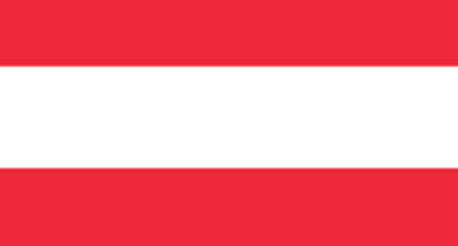 Austria Flag - Austrian officer indicted for being part of Russian spy network