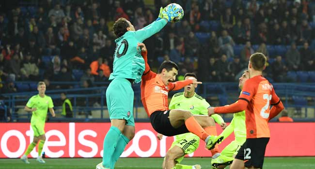 Dinamo Zagreb - Shakhtar hold adventurous Dinamo to thrilling 2-2 draw