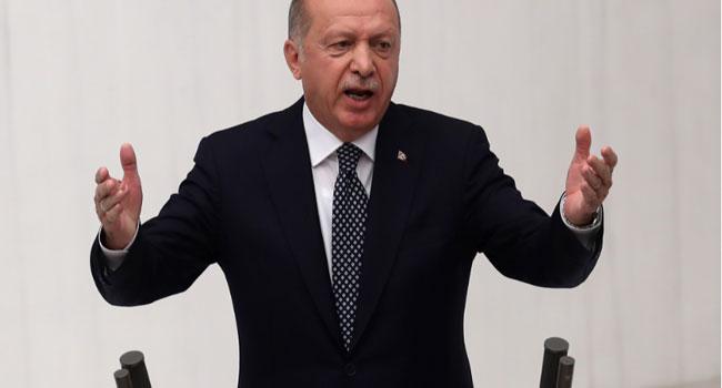 Turkey To Launch Air, Ground