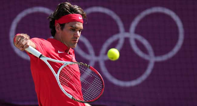 Roger Federer Olympic - My heart tells me to participate in Tokyo Olympics, Federer says