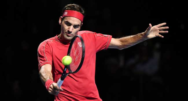 Roger1 Federer - Federer withdraws from inaugural ATP Cup