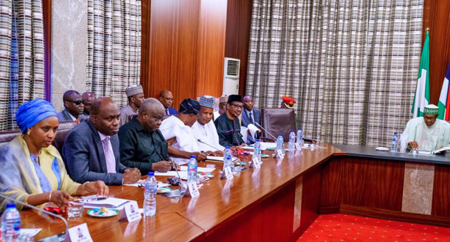 We'll Look Into Cost Of Governance, Buhari Assures