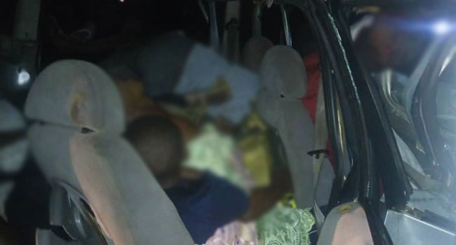 oNDO aCCIDENT - Road accident claims 5 in Ondo