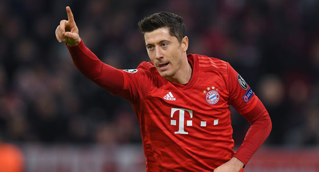 Bayern - UCL: Bayern seal last-16 berth with win over Olympiakos
