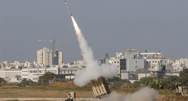 Rockets Israel Gaza