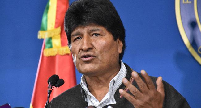 Bolivian Morales