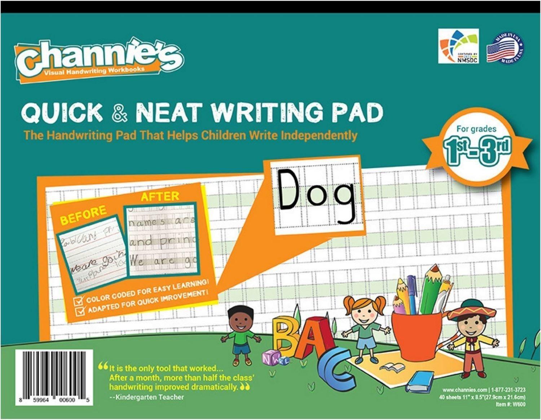 Christmas Handwriting Practice Worksheets