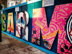 Sarm Studios London
