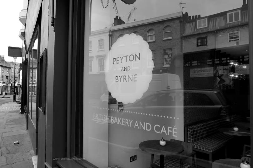 Peyton and Byrne in Greenwich