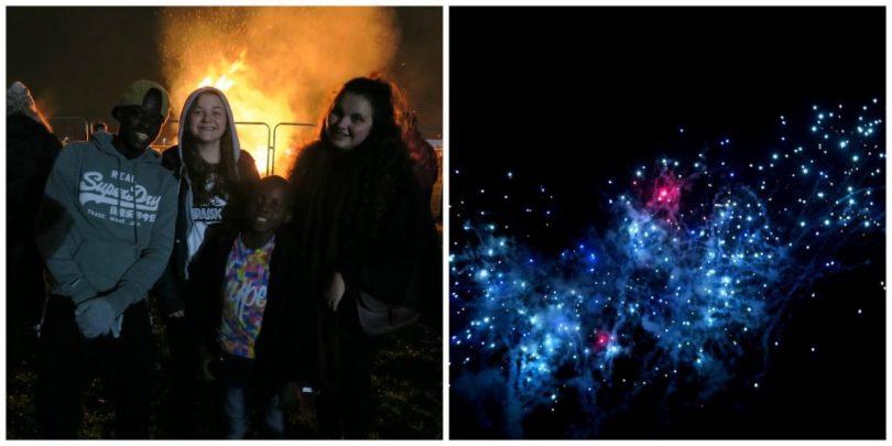Bonfire Night at Heartlands - Channon Gray