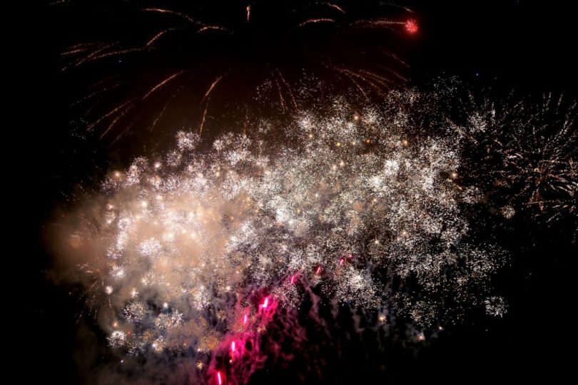 Fireworks - Channon Gray