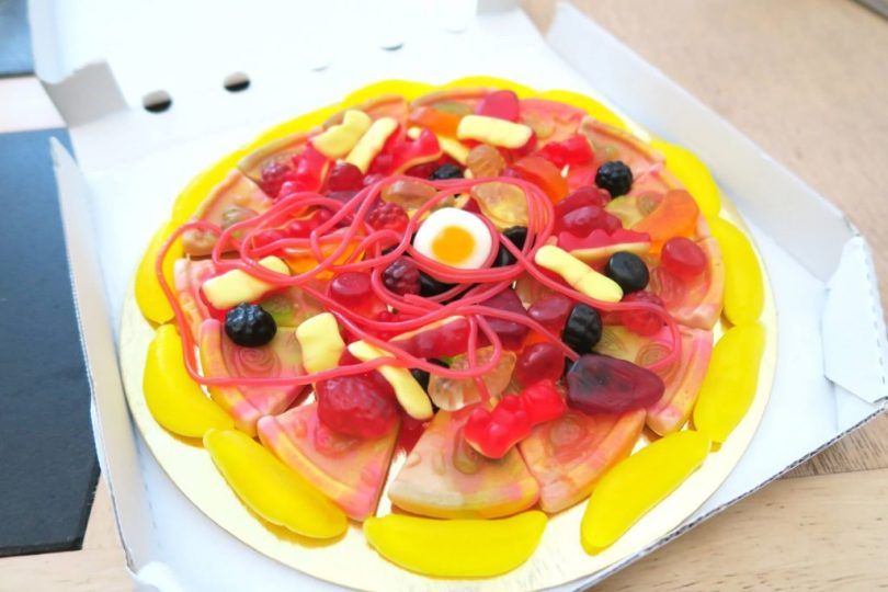 Sweets Pizza - Channon Gray