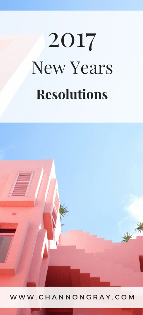 Making Resolutions:This year is all about making small changes with big impacts. I want to be healthier, help others and look after me a little bit more. New Years Resolutions and setting achievable goals/aspiration. www.channongray.com // heythereChannon #goals #wellbeing