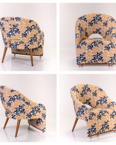 Redlands Interior Designer's chair