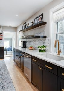 Capitol Hill Row House Kitchen, dmv interior designer, dc interior designer, Maryland designer, bowie designer, northern Virginia designer, #bebold