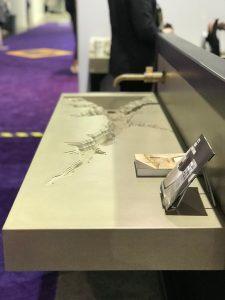 KBIS, Concrete Sink