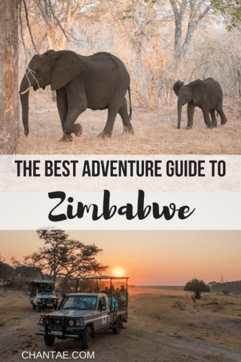 The ultimate travel guide to Zimbabwe including when to visit, what to see, the best things to do, and what to know before you go.