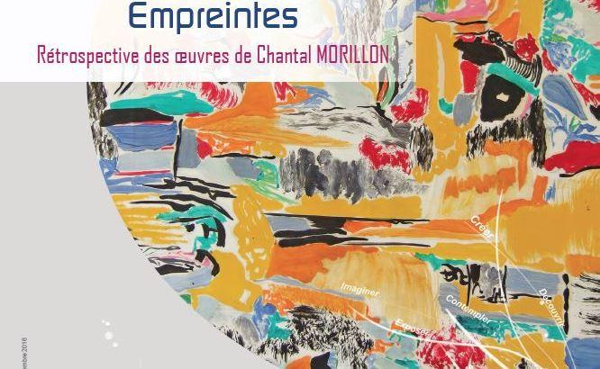 Empreintes-Exposition Chantal Morillon