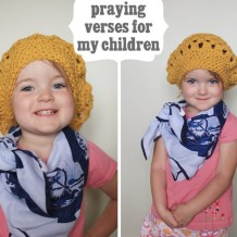Praying Verses for Children