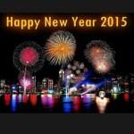 Goodbye 2014, Hello 2015!