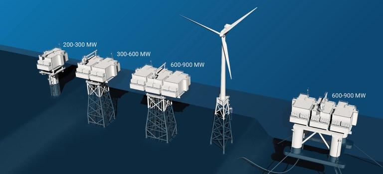 Chantiers de l'Atlantique launch the new generation of electrical substation : SEEOS