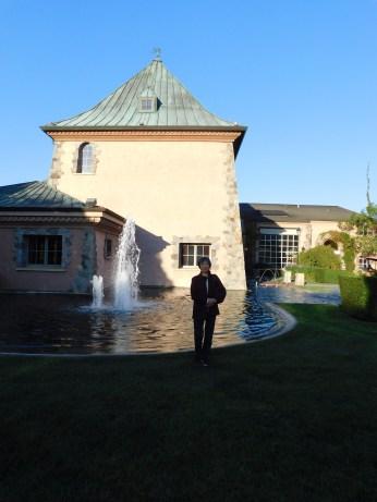 Chateau Peju 酒庄花园城堡