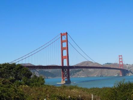 去往金门大桥