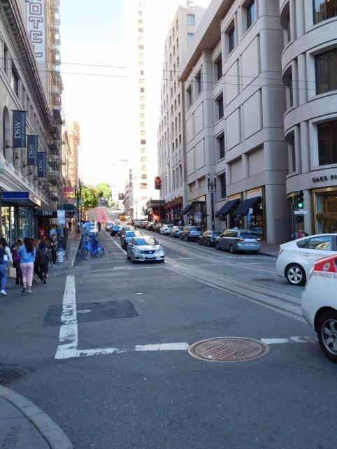 旧金山市区
