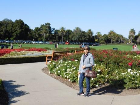 斯坦福大学中心公园