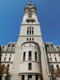 市政厅天井的主塔楼