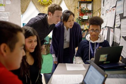 Personalized learning at DelSesto Middle School - Chan Zuckerberg ...