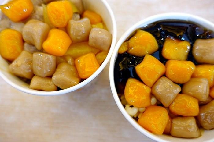 【台中.大坑】- 東東芋圓手路冰專賣.在地美食好消暑