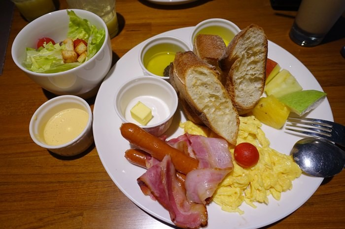 【食記】Le Coin du Pain 擴邦麵包(瑞光廚坊).優雅的法式麵包早午餐 @西湖站(內科)
