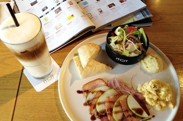 【食記】美學輕食新體驗 MOT/KITCHEN Light 樂活早午餐@中山區