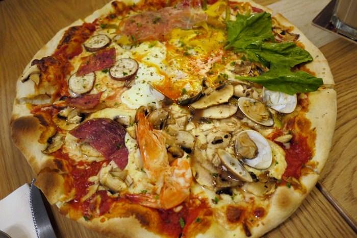 【食記】La Famiglia 喬利堤羅馬料理.品嘗原味的南義料理