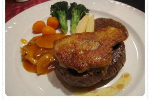 【食記】浪漫約會的首選˙沾美西餐廳