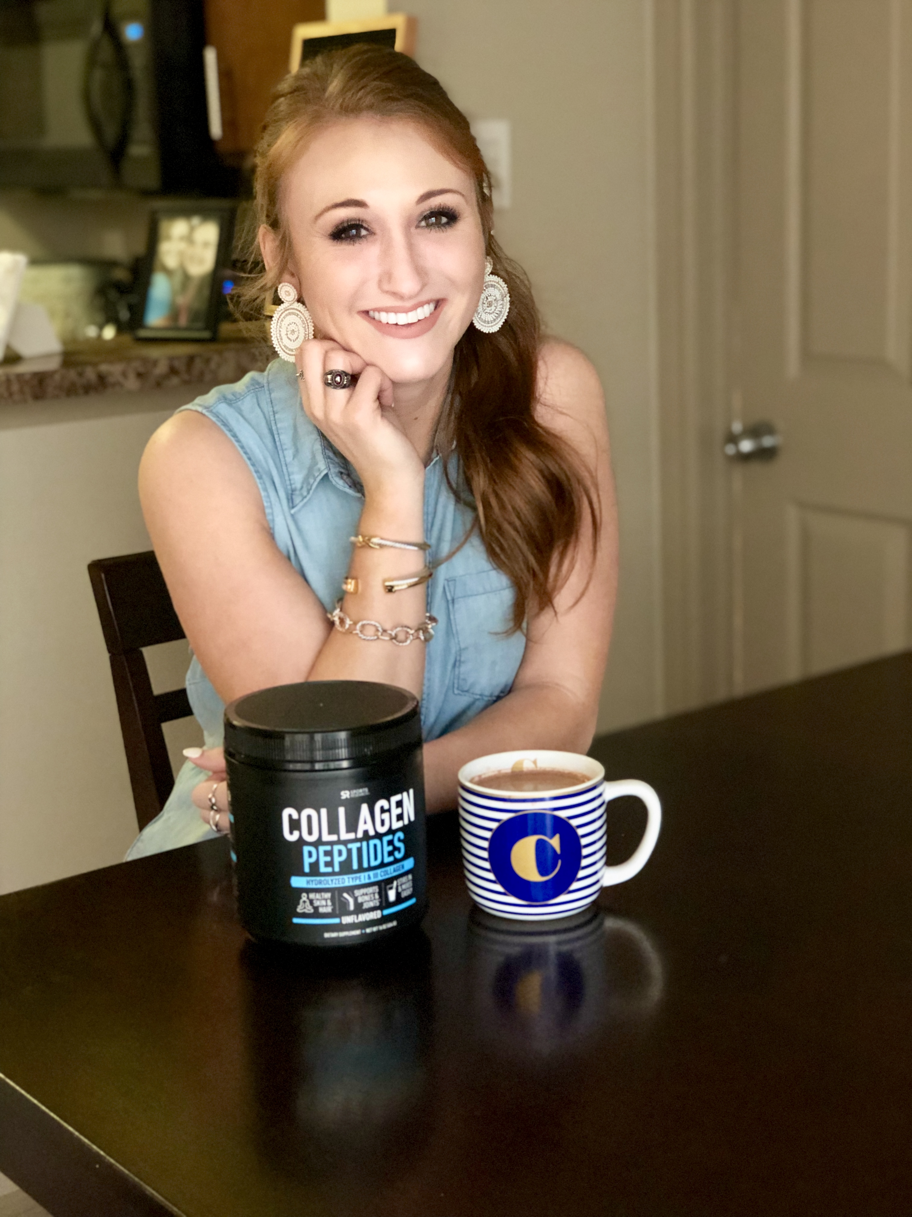 Collagen Peptides and Why I Take Them | Chaos and Coffee