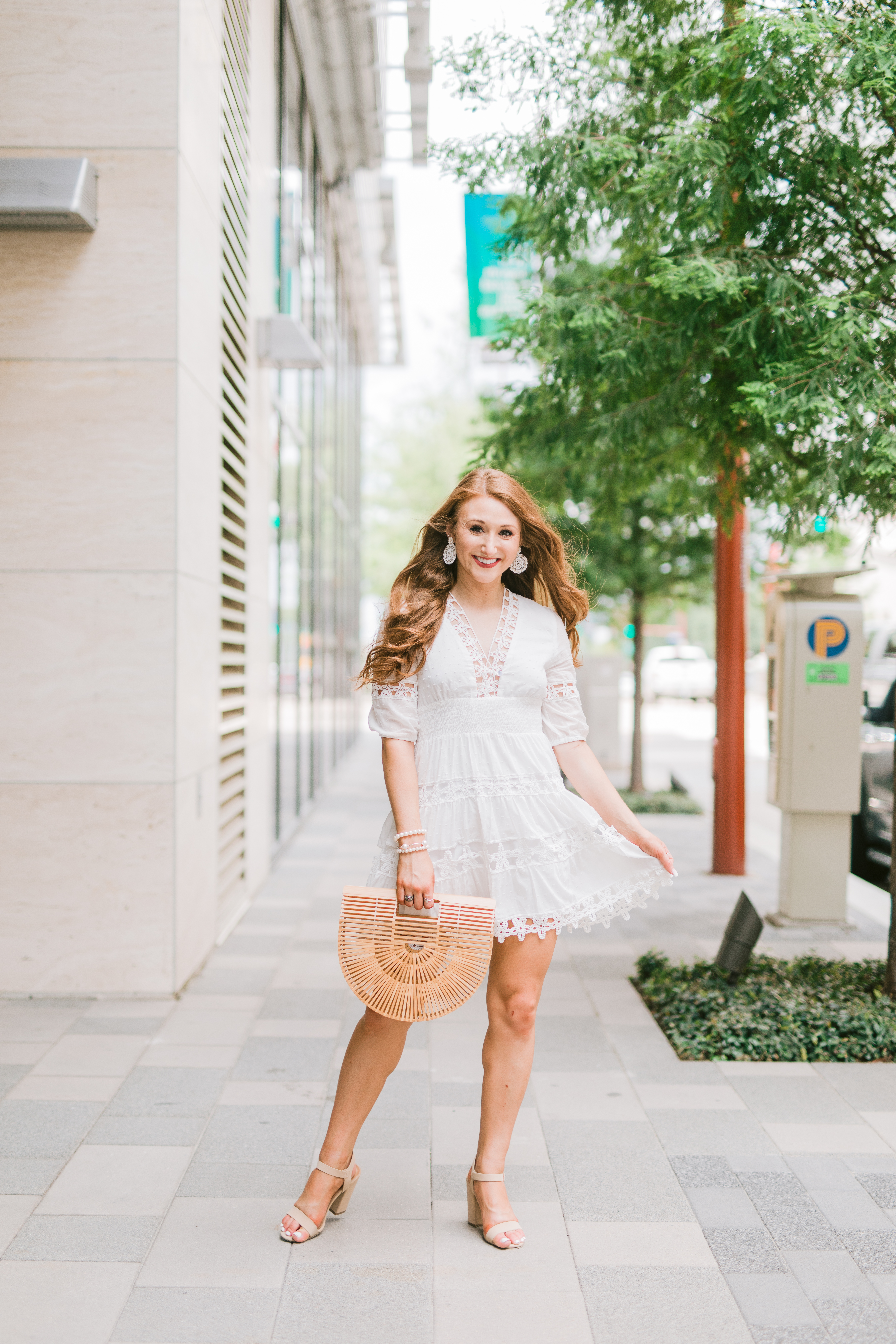 The Perfect Bridal Shower Dress Under $100 | Chaos and Coffee