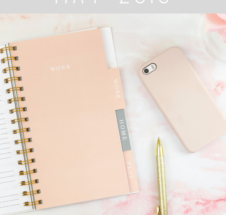 May Monthly Favorites