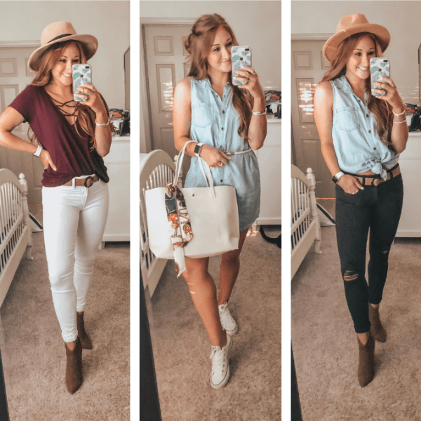 5 Back to School Outfits for Everyday of the Week