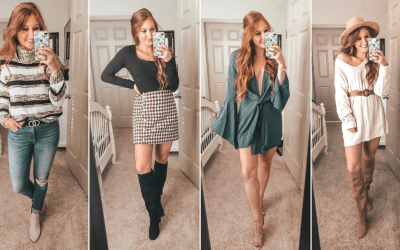Shein Fall Try-On Haul | Chaos and Coffee
