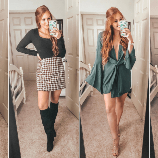 Shein Fall Try-On Haul