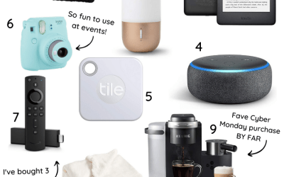 Last Minute Amazon Gift Guide | Chaos and Coffee
